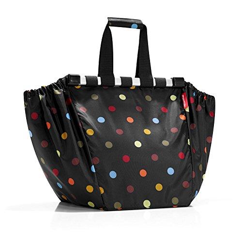 reisenthel easyshoppingbag dots Maße: 32,5 x 38 x 51 cm / Volumen: 30 l