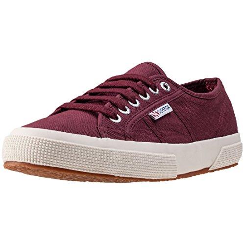 Superga Unisex 2750 Cotu Classic Sneaker, Rot (Dark Boredeaux), 36 EU