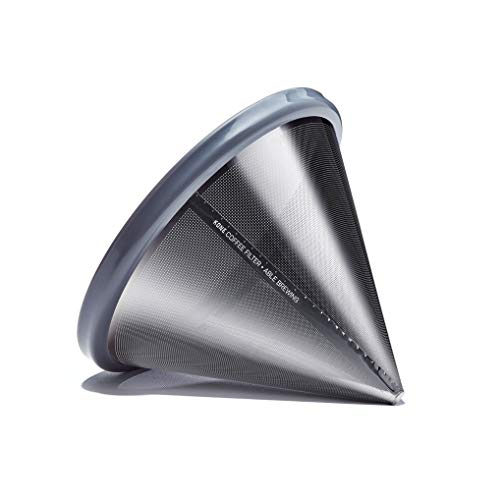 Able KONE for Chemex: The Original Reusable Stainless Steel Coffee Filter