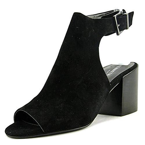Kenneth Cole NY Val Damen US 8.5 Schwarz Slingback Sandale