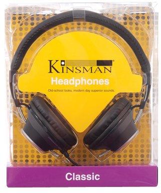 Kinsman KHP003 Classic Headphone