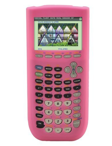 ti 84 graphing calculator purple - 6