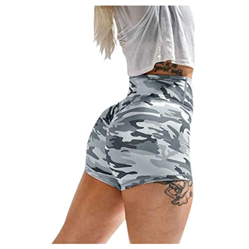 LUDAY Women Yoga Shorts Ruched Butt Sport Gym Scrunch Ruched Running Workout Fitness Active Butt Lifting Hot Shorts