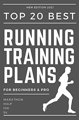 TOP 20 BEST RUNNING TRAINING PLANS