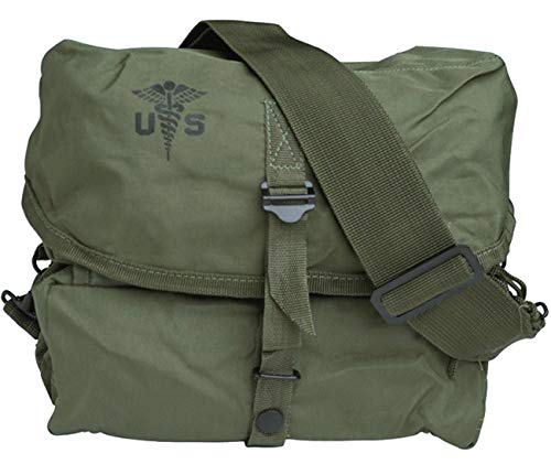 US MEDICAL KIT BAG M.GURT OLIV