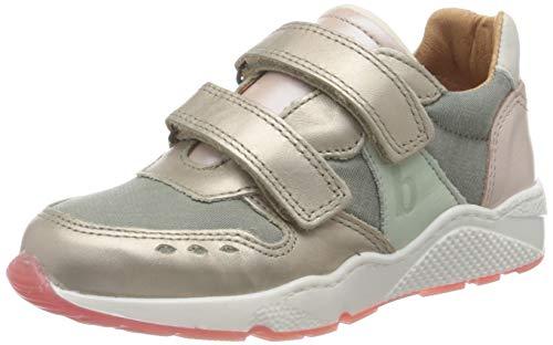 Bisgaard Girls Karla Sneaker, nut,32 EU