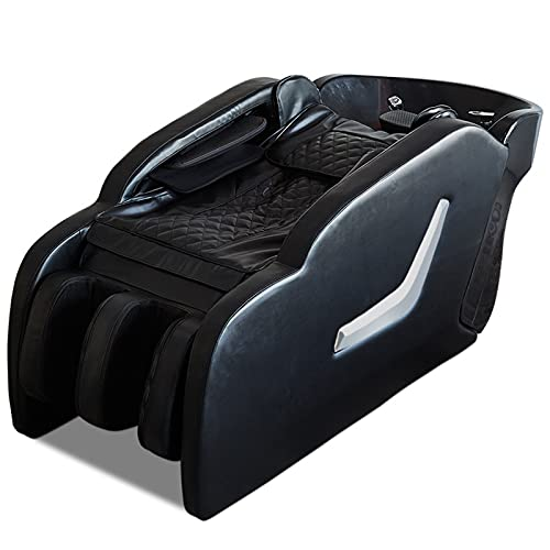 HXXXIN Electric Intelligent Massage Shampoo Bed for Barber Shop, Automatic Massage Bedside Bed