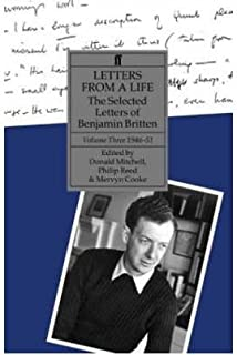 Letters from a Life: 1946-1951 v. 3 : The Selected Letters of Benjamin Britten(Hardback) - 2012 Edition