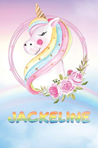 Jackeline: Want To Give Jackeline A Unique Memory & Emotional Moment? Show Jackeline You Care With This Personal Custom Named Gift With Jackeline's ... Be A Useful Planner Calendar Notebook Journal