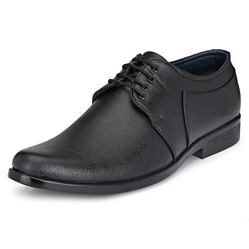 Centrino Men's 3363 Black Formal Shoes-8 UK (42 EU) (9 US) (3363-01)