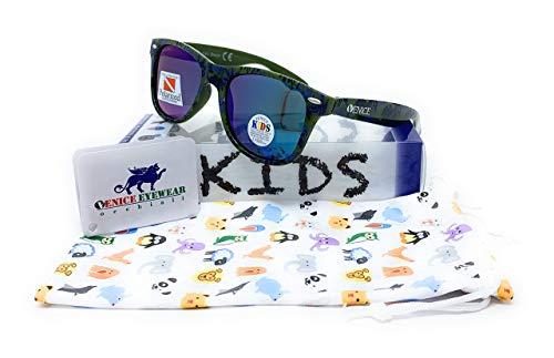 VENICE EYEWEAR OCCHIALI Gafas de sol Polarizadas para niño...