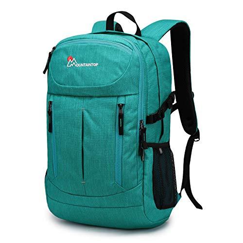 MOUNTAINTOP 28L Rucksäcke Damen Herren Backpack Wanderrucksack Trekkingrucksack Outdoorrucksack Daypacks