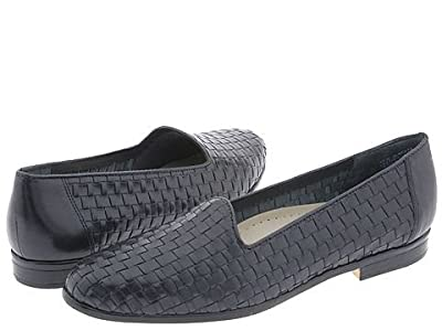 Trotters Liz (Navy Calf) Women