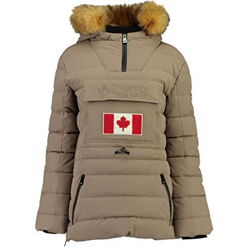 Canadian Peak Chaqueta Mujer BUNATEAK Taupe 03