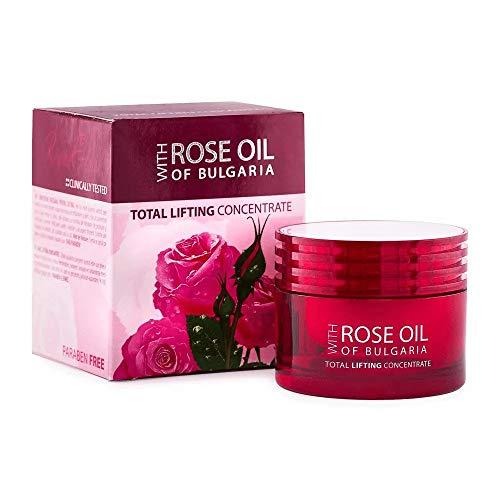 Biofresh Total Lifting Konzentrat mit Rosenöl - anti-aging Hautpflege mit Verfeinerungseffekt 30 ml