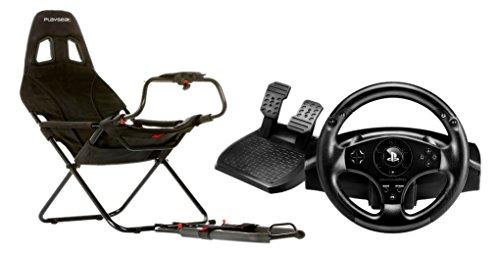 Playseat Challenge Inklusive Lenkrad Tm T80 Racing Wheel [Importación Alemana]