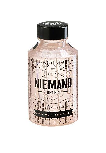 Niemand Dry Gin Spirituosen (1 x 100 ml)