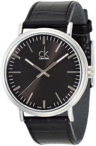 Calvin Klein Reloj Analógico para Hombre de Cuarzo con Correa en Acero Inoxidable K3W211C1