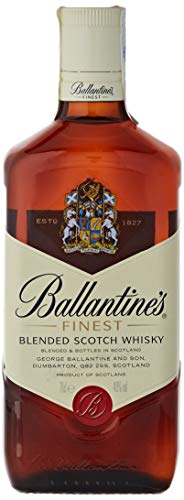 Ballantine's Finest Whisky Escocés de Mezcla - 700 ml