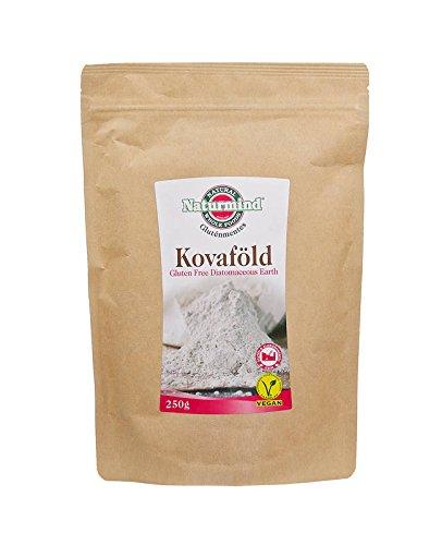 Naturmind Kieselgur / Diatomaceous Earth Pulver extra fein(Lebensmittelqualität) 250g
