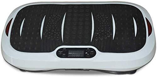 Vibration Trainers trilmachine Oscillerende Platform Whole Body Schudden Massager trilplaten Trainer Fitness Geschikt for Oefening (Kleur: Grijs, Maat: 67x35x13cm) ZHANGKANG