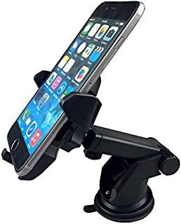 Car Phone Holder Gps Accessories Suction Cup Para Auto Dashboard Retractable Mount Stand