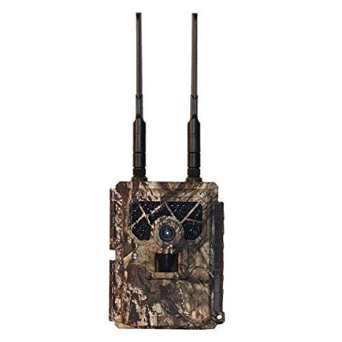 Covert Scouting Cameras Code Black 20 LTE, Mossy Oak Country, One Size, Model Number: 5717