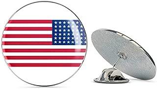 United States of America 48 Star Reversed Steel Metal 0.75