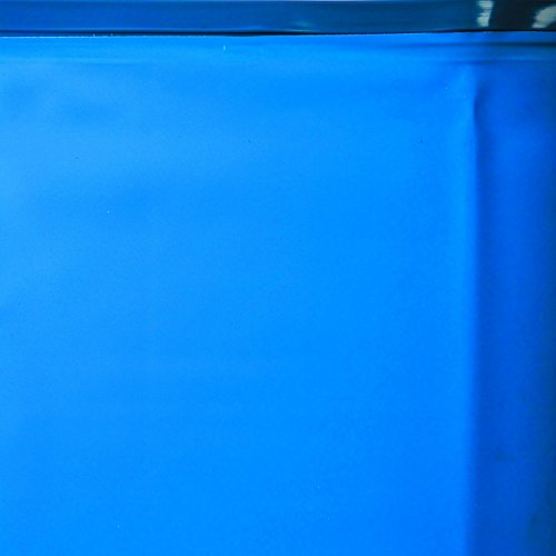 Gre FPR451 - Liner pour piscines rondes, Diamètre 460 cm, Hauteur 120 cm, Couleur Bleue