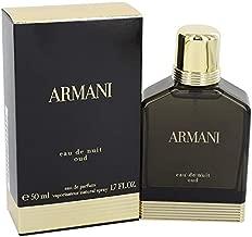 Giorgïo Armäni Eäu Dë Nuït Oüd Cölogne For Men 1.7 oz Eau De Parfum Spray
