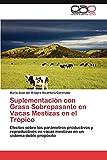 Suplementación con Grasa Sobrepasante en Vacas Mestizas en el Trópico: Efectos sobre los parámetros productivos y reproductivos en vacas mestizas en un sistema doble propósito