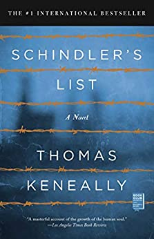 Schindler's List by [Thomas Keneally]