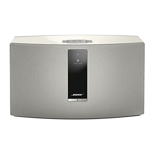 Bose SoundTouch 30 Serie III Sistema Musicale Wireless (Wi-Fi/Bluetooth), Bianco