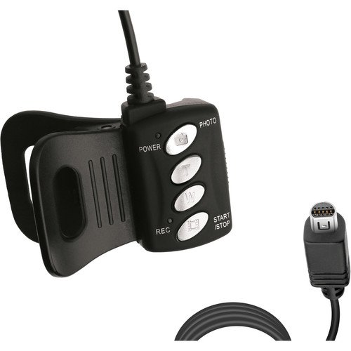 Revo VRS-AVR Wired Remote Control for Sony Camcorders with A/V Remote Terminal