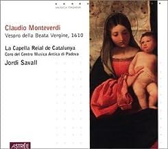 product image for Monteverdi - Vespro della Beata Vergine / Figueras, Kiehr, Picotti, Costa, de Mey, Fagotto, Türk, Carnovitch, Savall