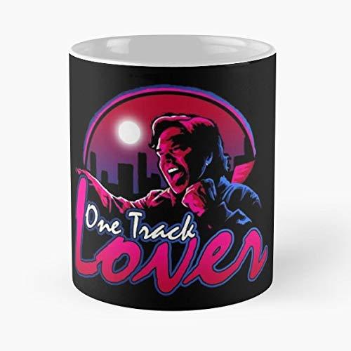 92Wear Darkplace Garth Marenghis Comedy Funny 80S Dr Lucien Sanchez One Track - Best 11 oz Taza De Café - Taza De Motivos De Café