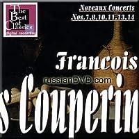 Couperin- Noveaux Concertos Nos. 7, 8, 10, 11, 13, 14- Christiane Jaccottet, Heinz Holliger, Manfred Sax