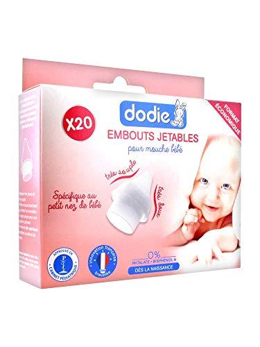 dodie Embout Mouche pour Bébé 20 Pièces