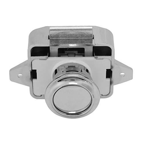 RV Lock, Metall, Splitter, Mini, Cabinet Push Lock, für Rv