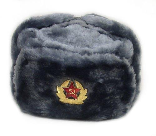 Hat Russian Army Grey, XXL