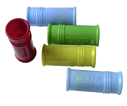 Frühes Forschen Sirenenheuler Familienpack, 5 Stück, farbig Sortiert
