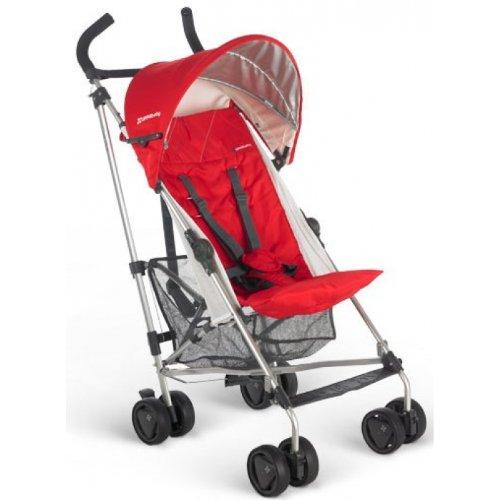 UPPAbaby G-Lite Stroller, Denny/Red