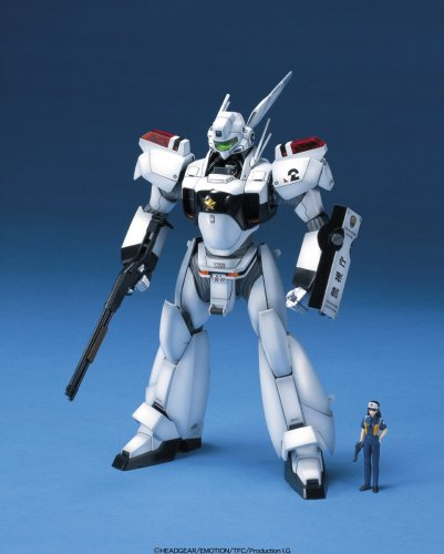 Bandai Hobby Ingram 2 Figurine de Patrouille Bandai Master Grade Action