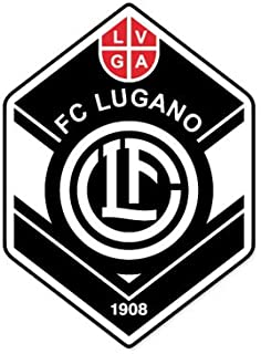 FC Lugano - Switzerland Football Soccer Futbol - Car Sticker - 5