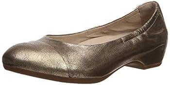 Dansko Women s Lisanne Gold Flats 5.5-6 M US