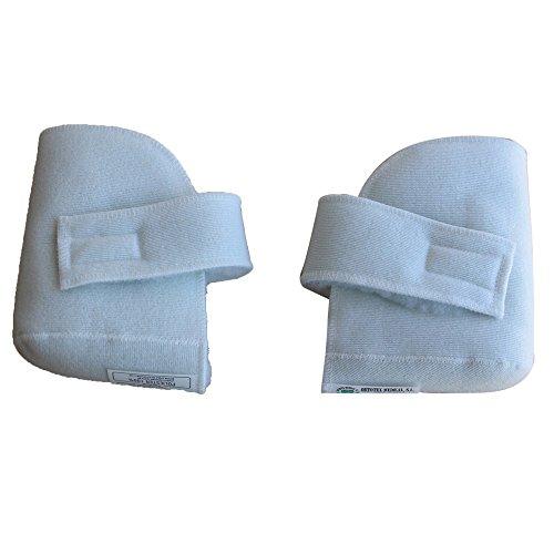 Par de patucos antiescaras (izquierdo y derecho) | Protege su pie y talón
