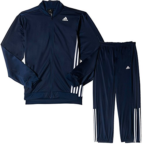 adidas Essential–Chándal, Color Azul Marino, Hombre, Azul Marino