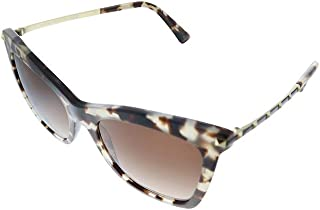 Sunglasses Valentino VA 4061 509713 Brown/Beige Havana