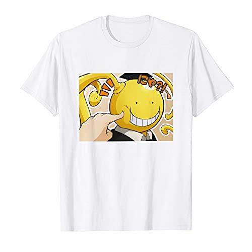 UBUB Assassination Classroom Shirt Koro Sensei Graphic Print Calmante Estilo Personalizado Nyanko Sensei Animation T-Shirt Top Femenino