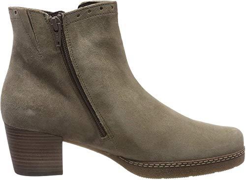 Gabor Shoes Damen Comfort Basic Stiefeletten, Braun (Ratto (Micro) 32), 39 EU